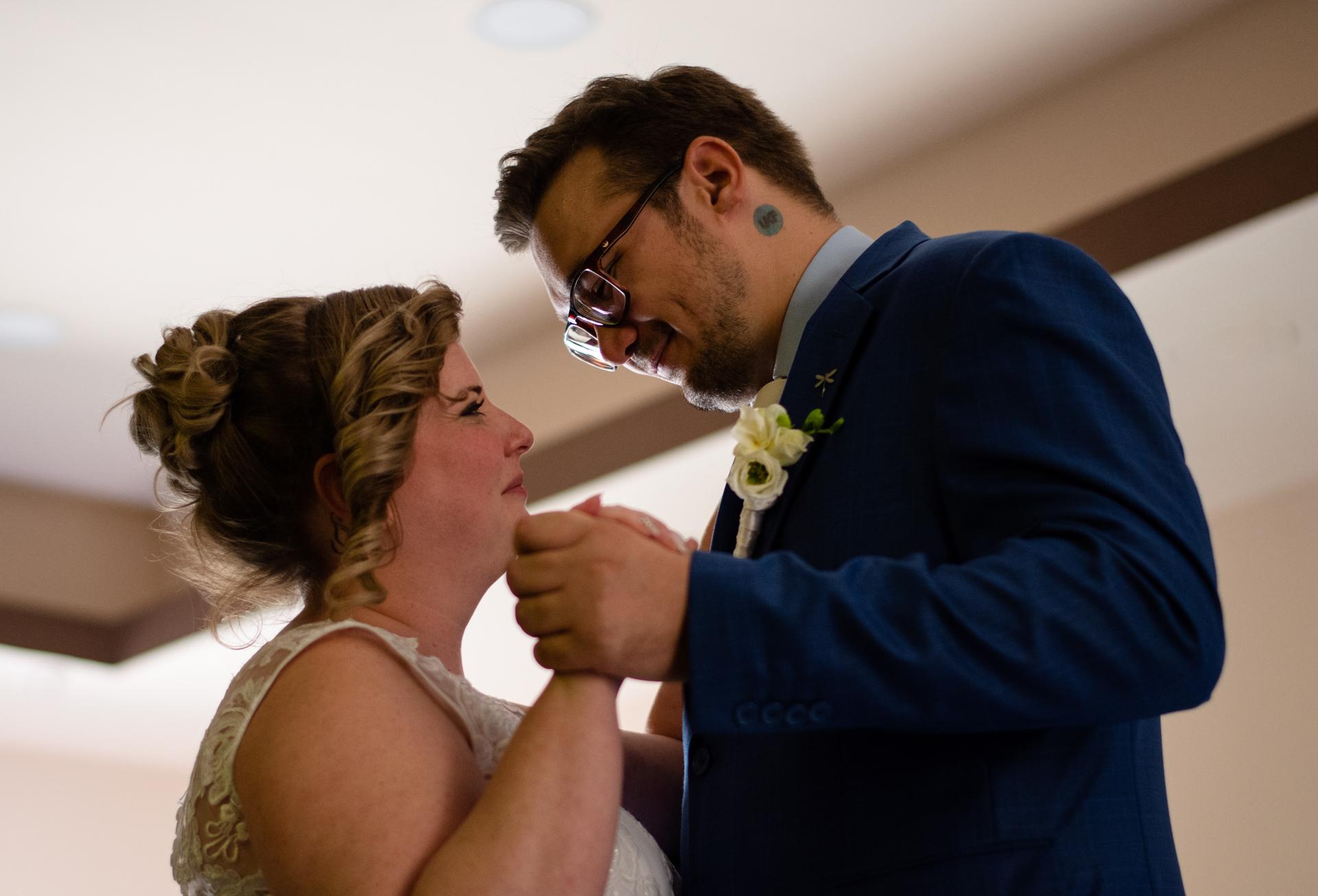 Tánc a menyasszonnyal