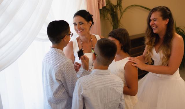 Esküvő fényképzeés